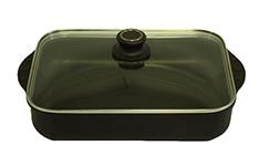 Titanový pekáč se skleněnou poklicí 3,5 l BAF Gigant