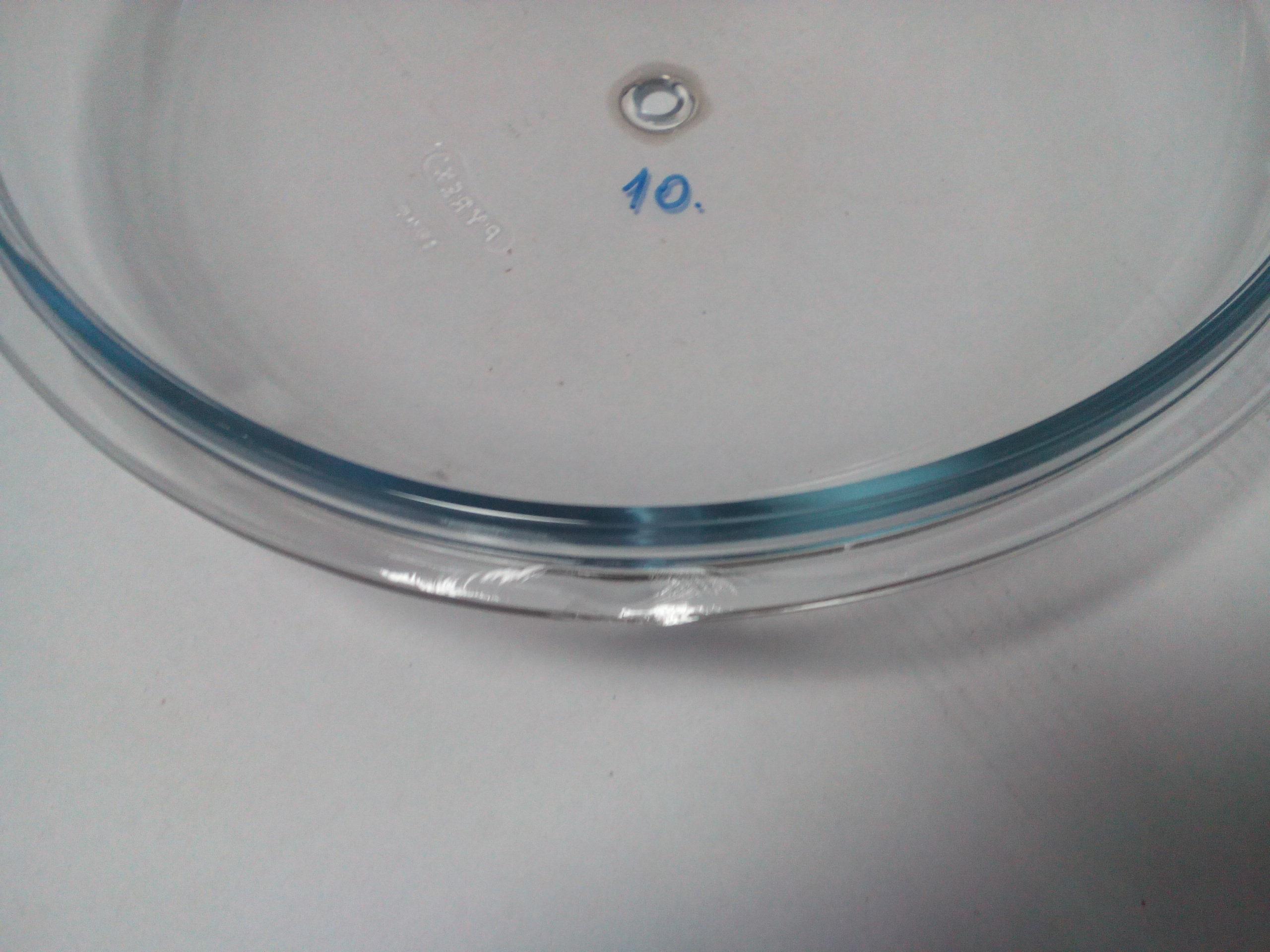 Poklice - 24 cm pyrex