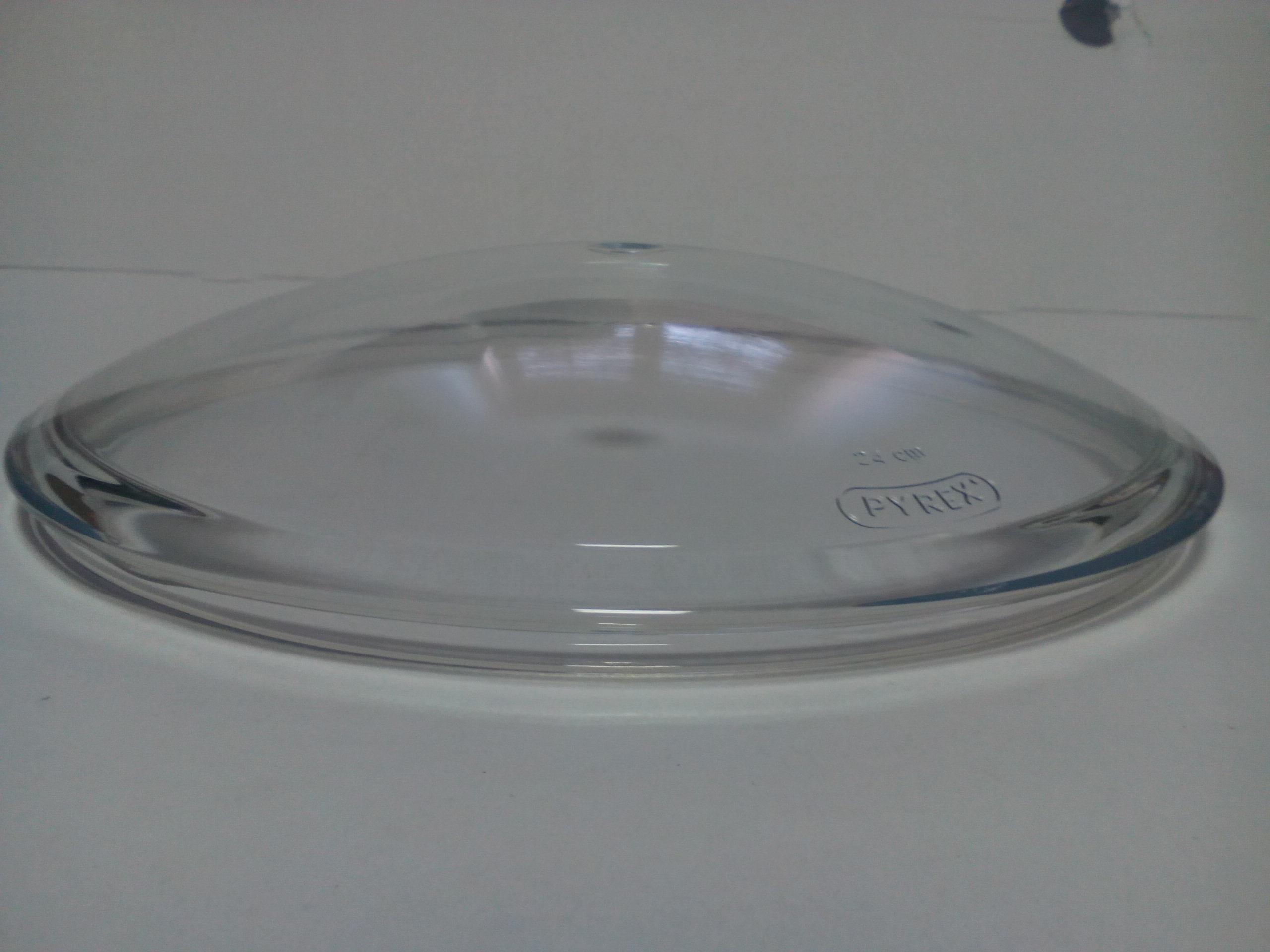 Poklice - 24 cm pyrex konus