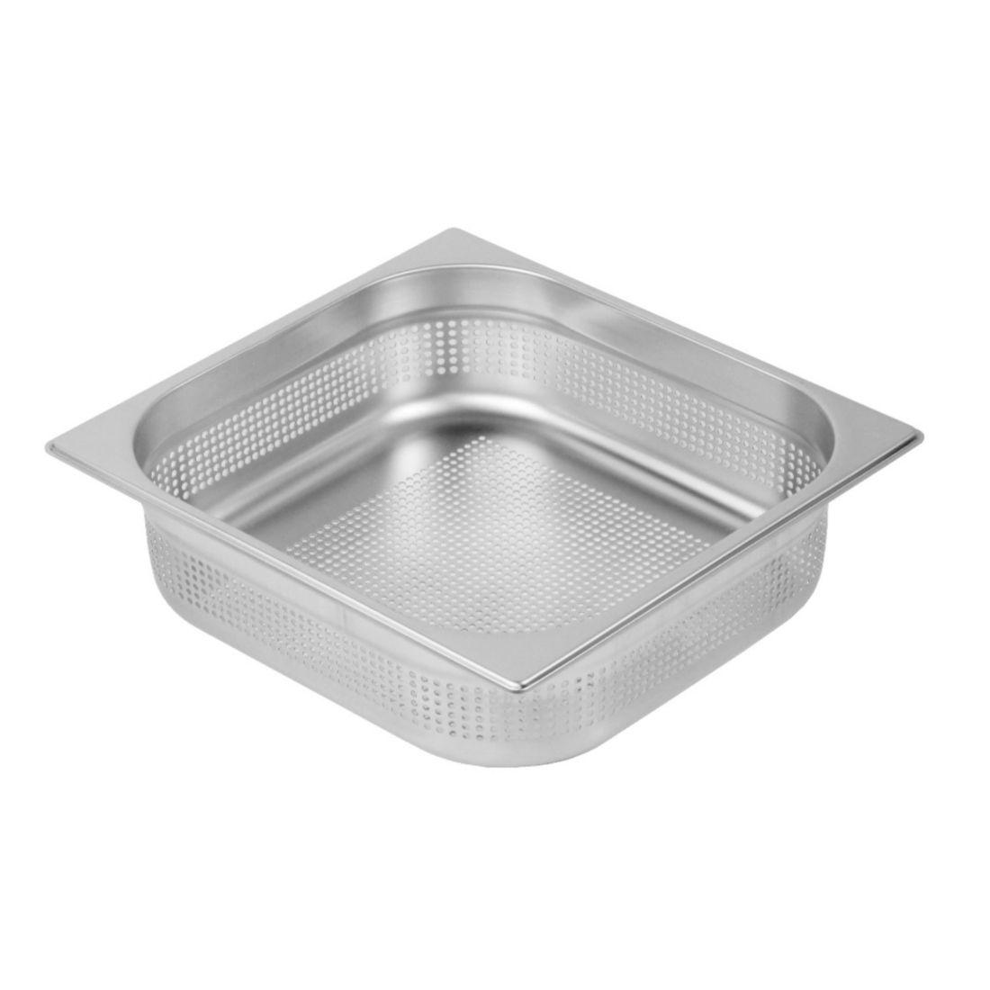 Gastronádoba perforovaná GN 2/3 065 mm