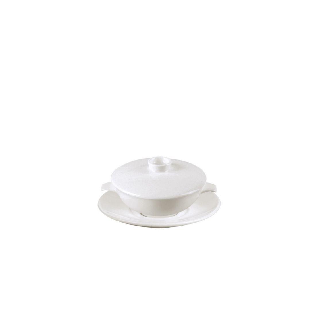 Miska na polévku s víčkem 270 ml