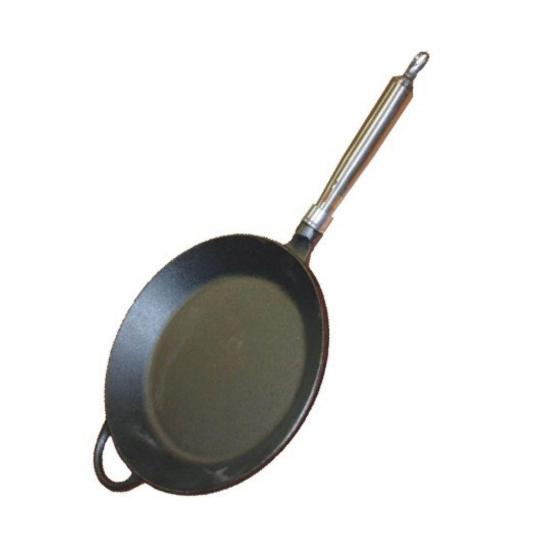 Pánev litinová kulatá pr.36 cm