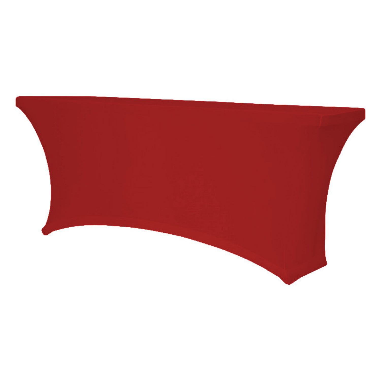 Potah na stoly XL - Verlo červená