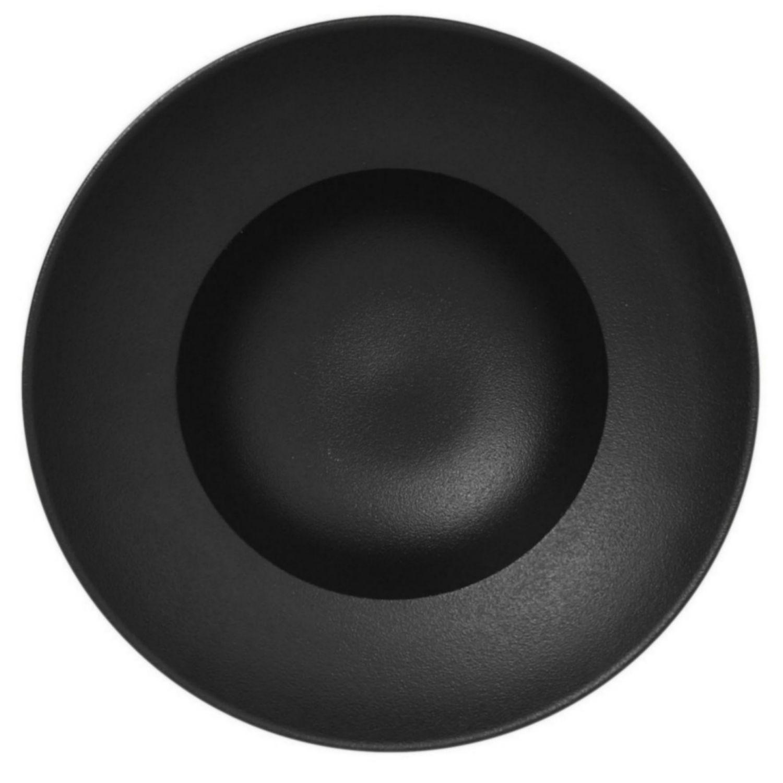 Talíř hluboký 26cm - černá
