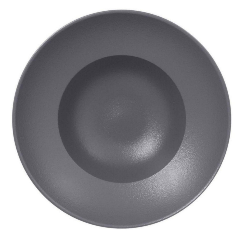 Talíř hluboký 26cm - šedá