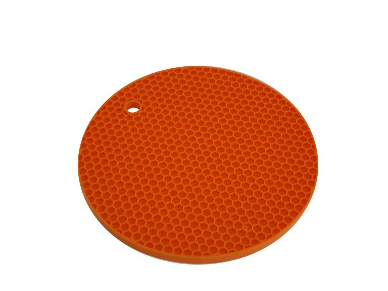 Silikonová podložka - oranžová
