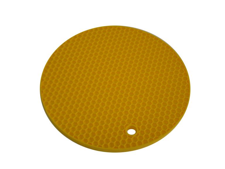 Silikonová podložka - žlutá